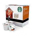 Up to 80% Off Home Close-out Sale (16-pk Keurig Starbucks House Blend Coffee $5 and more)
