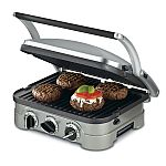 Cuisinart 5-In-1 Griddle/Panini Press $70
