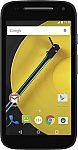 AT&T GoPhone Motorola Moto E 8GB No-Contract Phone $30