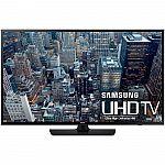 Samsung UN60JU6400 - 60-Inch 4K Ultra HD Smart LED HDTV $999