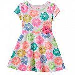 Kohls Cardholders: Toddler Girls' Dresses 4 for $18.20 + free shipping