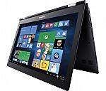 "Lenovo Edge 2 15.6"" 2-in-1 Touch-Screen Laptop: Intel Core i5, 8GB/1TB $580"