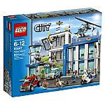 LEGO City Police Station 60047 $58, LEGO City Trains Train Station 60050 Building Toy $41 and more