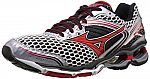 Mizuno Men's / Women's Wave Creation 17 Running Shoes $64