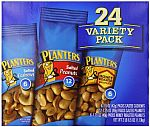 Planters Nut 24 Count-Variety Pack, 2 Lb 8.5 Ounce $9.48