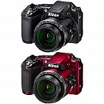 Nikon COOLPIX L840 16MP Digital Camera w/ 38x Zoom VR Lens & WiFi (Manufacture Refurbished) $139