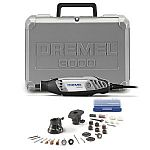 Dremel 3000-2/28 2 Attachments/28 Accessories Rotary Tool $49