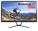 """Lenovo ThinkVision LI2323s Wide 23"""" LED Backlit IPS LCD Monitor (Factory Reconditioned) $105"""