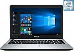 "ASUS 15.6"" 1080P FHD Laptop (Core i7 6500U 8GB 1TB 1080p GeForce 940M) $600"