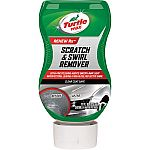Turtle Wax Scratch and Swirl Remover (11 Ounce) $2.47