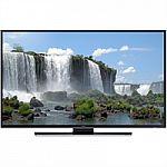 "50"" Samsung UN50J6200 1080p Smart LED TV + $125 Dell GC $450"