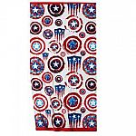Beach Towels (Star Wars, Frozen, Marvel Captain America, More) 2 for $13.58 + pickup