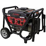 Raven GEN4000 4000 Watt Gas Powered Portable Power Generator $185