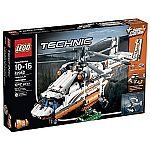 LEGO Technic Heavy Lift Helicopter 42052 Building Kit $107