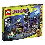 LEGO Scooby-Doo 75904 Mystery Mansion Building Kit $62.89