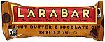 16-Count LÄRABAR Gluten Free Fruit & Nut Food Bar, Peanut Butter Chocolate Chip, 1.6 oz $10.74 & More