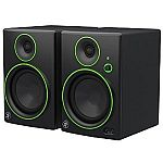 """Mackie CR4 4"""" 50W Monitor Speakers (Pair) $115 and more"""