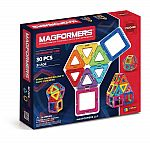 40% off select Magformers magnetic toys