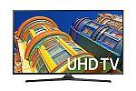 "50"" Samsung UN50KU6300 4K UHD Smart TV $590"