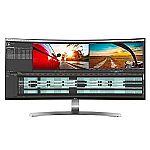 """34"""" LG 34UC98 WQHD IPS Curved LED Monitor $850"""
