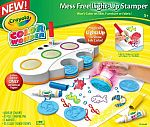 Crayola Magical Mess Free Light-Up Stamper $12