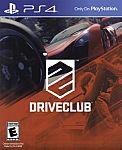 Driveclub - PS4/PSN $7.49