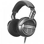 BeyerDynamic DTX 910 Stereo Headphones (Silver/Black) $40