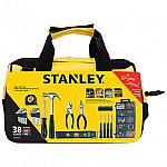 Stanley 38-PC Homeowners Tools Set in Bag $15 + pickup
