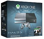 Xbox One 1TB Console - Limited Edition Halo 5: Guardians Bundle $279