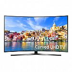 "Samsung 65"" Class 4K UHD LED Smart Curved TV - UN65KU7500FXZA $1198"