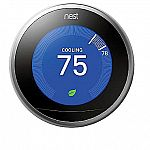Nest 3rd Gen Learning Thermostat $200
