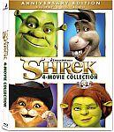 Shrek 1-4 Coll Bd+dhd [Blu-ray] $20