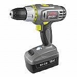 Evolv 18.0 Volt Cordless Drill/Driver $19