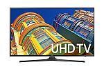 Samsung UN55KU6300 55-Inch 4K Ultra HD Smart LED TV (2016 Model) + $300 Dell eGift Card $900 and more