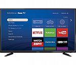 """Insignia 48"""" Class LED 1080p Smart HDTV Roku TV $250"""