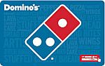 $5 Domino's Pizza Gift Card for 100 Cricket Rewards Points