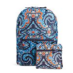 Vera Bradley Backpack in a Pouch $11