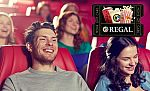 $10 for $20 Regal Cinemas eGift Card for New Groupon Customers