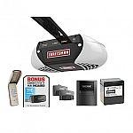 Craftsman 1 HPS* Belt Drive Garage Door Opener with BONUS Assurelink Gateway $200