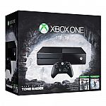 Microsoft - Xbox One Rise of the Tomb Raider 1TB Bundle $219
