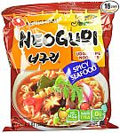 16-pk Nongshim Spicy Seafood Neoguri Noodles 4.2 oz $12.29 and more