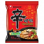 Nongshim Shin Ramyun Noodle Soup, Gourmet Spicy, 4.2 Ounce (Pack of 20) $15.20