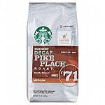 3 (12oz) Bags Starbucks Coffee $15