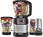 Ninja Nutri Ninja Auto-iQ Compact System 6-Speed Blender $95