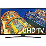 Samsung UN60KU6300 60-Inch 4K Ultra HD Smart LED TV (2016 Model) $999