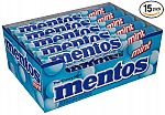 Mentos Rolls, Mint, 1.32 Ounce (Pack of 15) $5.18