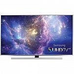 """HDTV Sale on eBay: Samsung UN48JS8500 4K 3D Smart TV $800, 50"""" Samsung UN50H5500 $320, 50"""" Samsung UN50J5500 $370"""