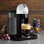 Nespresso VertuoLine Coffee and Espresso Machine $100