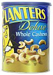 Planters Deluxe Whole Cashew, 18.25 Ounce $5.59