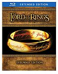 The Lord of the Rings: The Motion Picture Trilogy [Blu-ray] $27